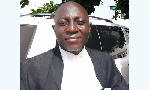 Abdulrazaq Akorede, Esq Narrates How Lawyers Hurried Out Of Court When Judge Threatened To Search Them For Charms