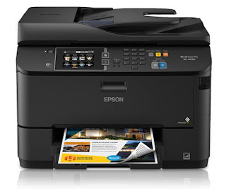 Epson WorkForce 4630 Printer Driver Download