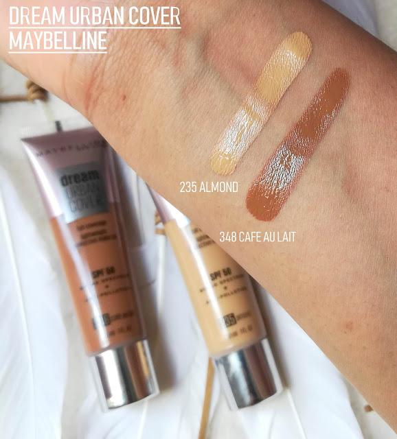 DREAM URBAN COVER de MAYBELLINE