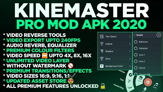 KineMaster Pro (MOD, Premium Unlocked) without watermark apk