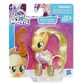 My Little Pony All About Friends Singles Applejack Brushable Pony