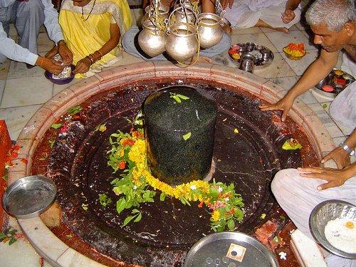 Vaidyanatha Shivalinga Image