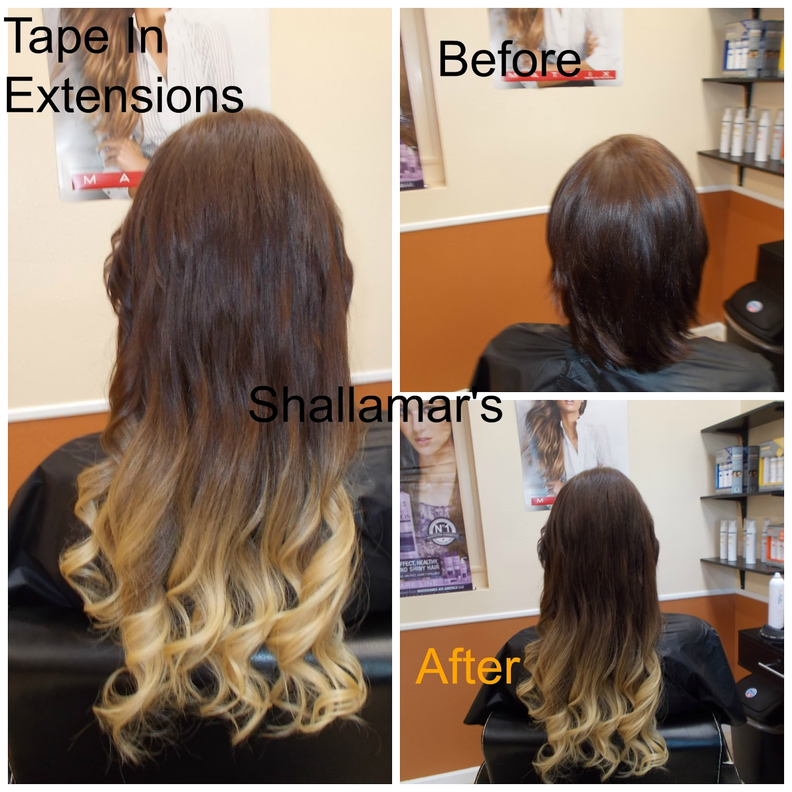 Shallamars Hair Solutions Reviews Tape Ins Hair Extensions Sale