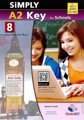 Simply A2 Key for Schools 2020 PDF