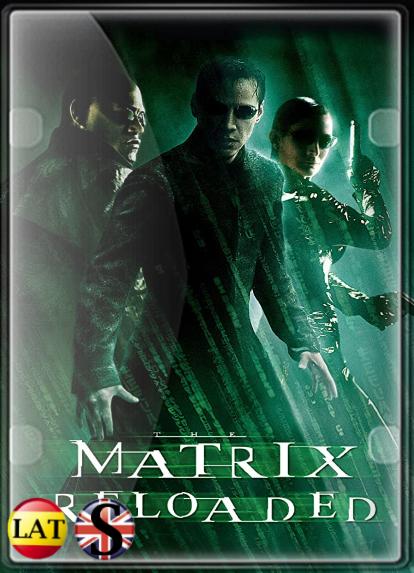 Matrix Recargado (2003) FULL HD 1080P LATINO/INGLES
