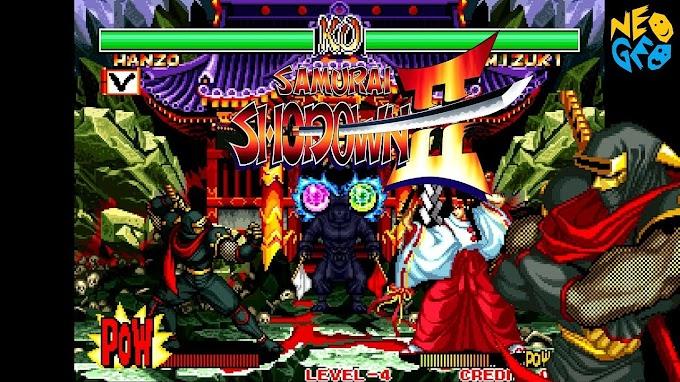 Samurai Shodown II / Shin Samurai Spirits - Haohmaru jigokuhen