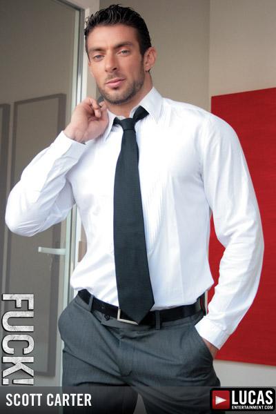 Hot muscle model Scott Carter