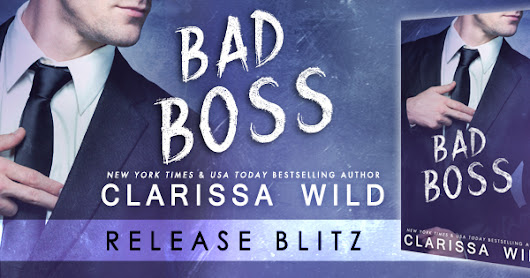 New Release & Giveaway! Bad Boss - a Dirty Office Romance
