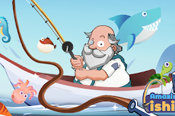 Aplikasi Amazing Fishing MOD Terbaru