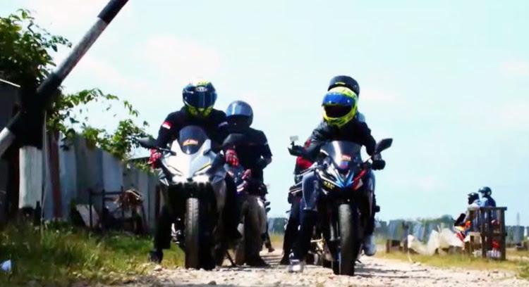 Fun Ride Komunitas Honda CBR Bersama Astra Motor Kalbar