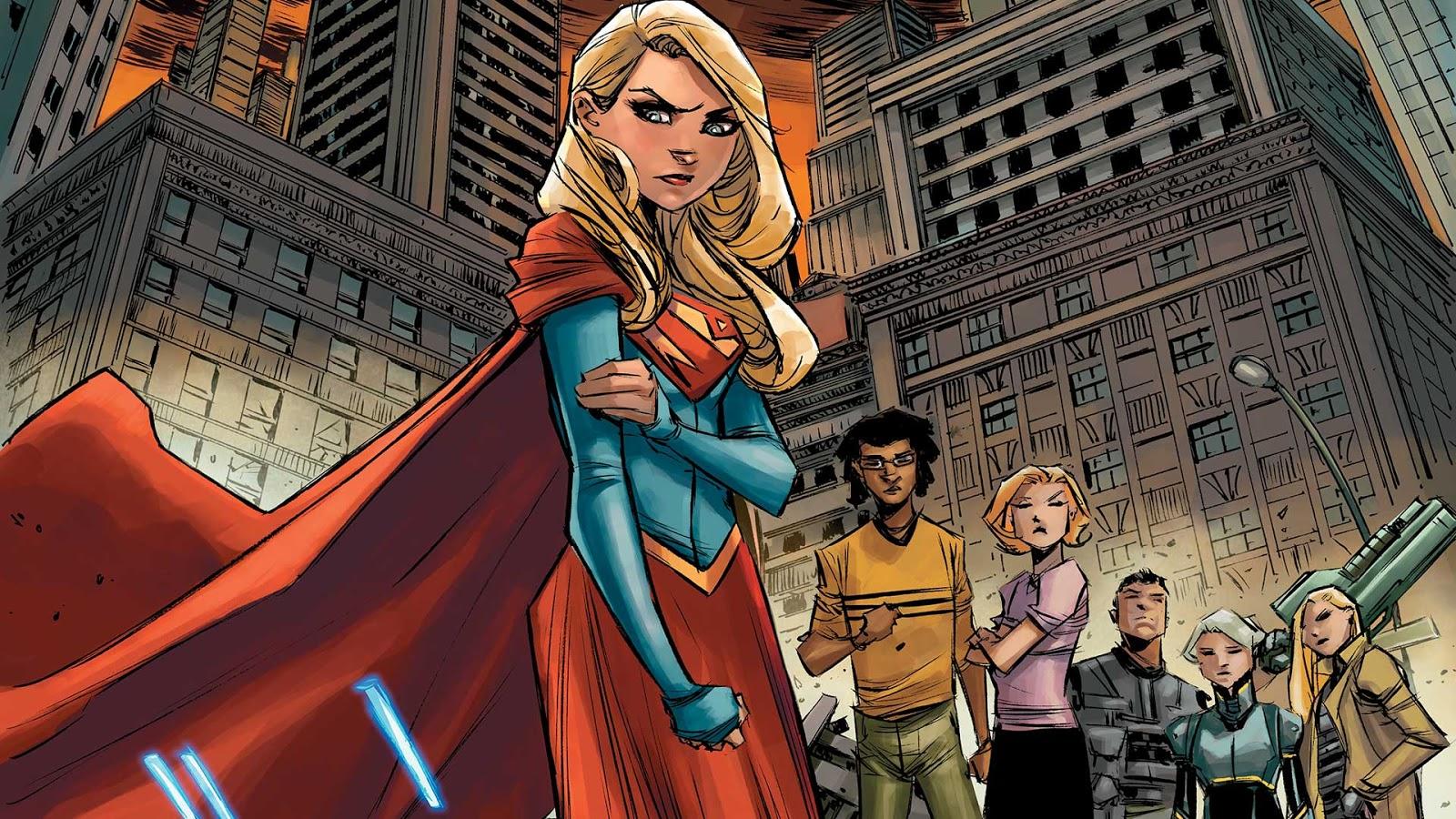 Supergirl comics images 91