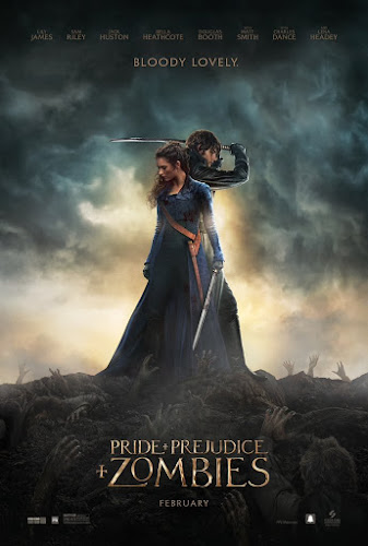 Pride and Prejudice and Zombies (BRRip 720p Dual Latino / Ingles) (2016)