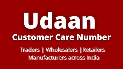 Udaan Customer Care