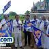लक्ष्मीपुर : सामाजिक क्रांति कर लिए  निकली साइकिल रैली