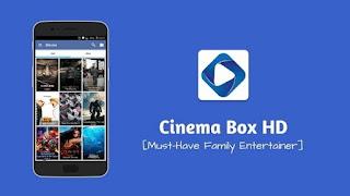 Aplikasi nonton film bioskop cinema box