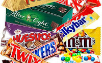 Comprar chocolatinas. Comprar chocolatinas online