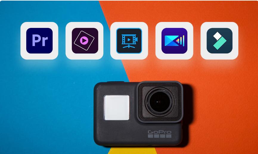 أفضل برنامج تحرير GoPro لنظام التشغيل Windows 10