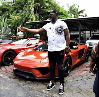 pictures of dino melaye cars