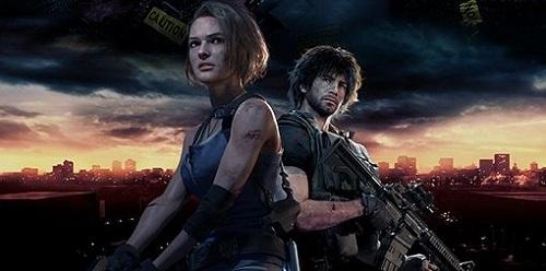 Resident Evil 3 Remake Cover Art 2