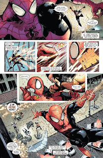 """Reseña de """"Marvel Saga: Spiderman Superior - Mi Peor Enemigo"""" de Dan Slott y Ryan Stegman - Panini Cómics"""