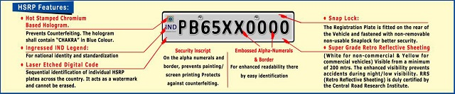 How to Apply for a High Security Number Plate in Punjab