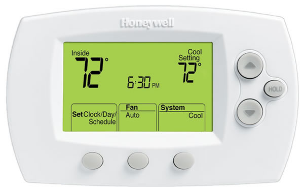 Home Heating Service  Inc   How Do I Change My Thermostat