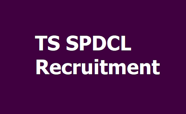 TS SPDCL JLM, JACO, JPO Posts Recruitment 2019, Apply Online