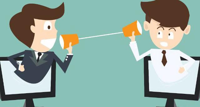 """""""Comunicação Não é o Que Você Fala, mas o que o outro compreende do que foi dito."""""""