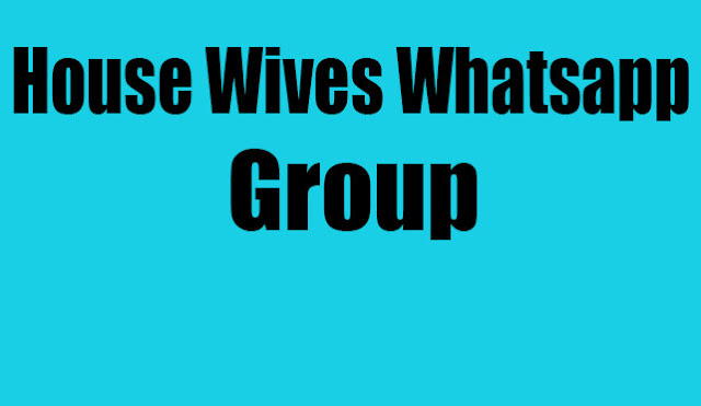 housewives whatsapp group link