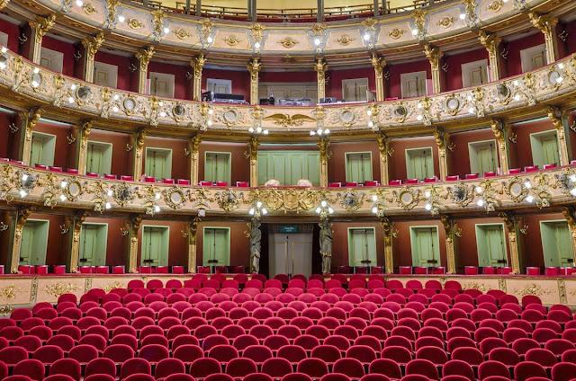 Colon Theater, Bogota, Colombia