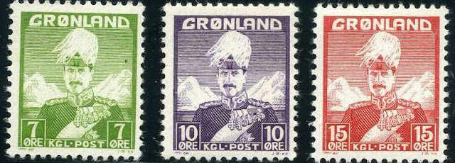 Greenland King Christian X