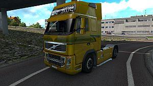 KraJ Trans skin for Volvo 2009