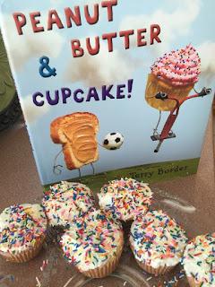 Peanut Butter & Cupcake - First Grade Roars!