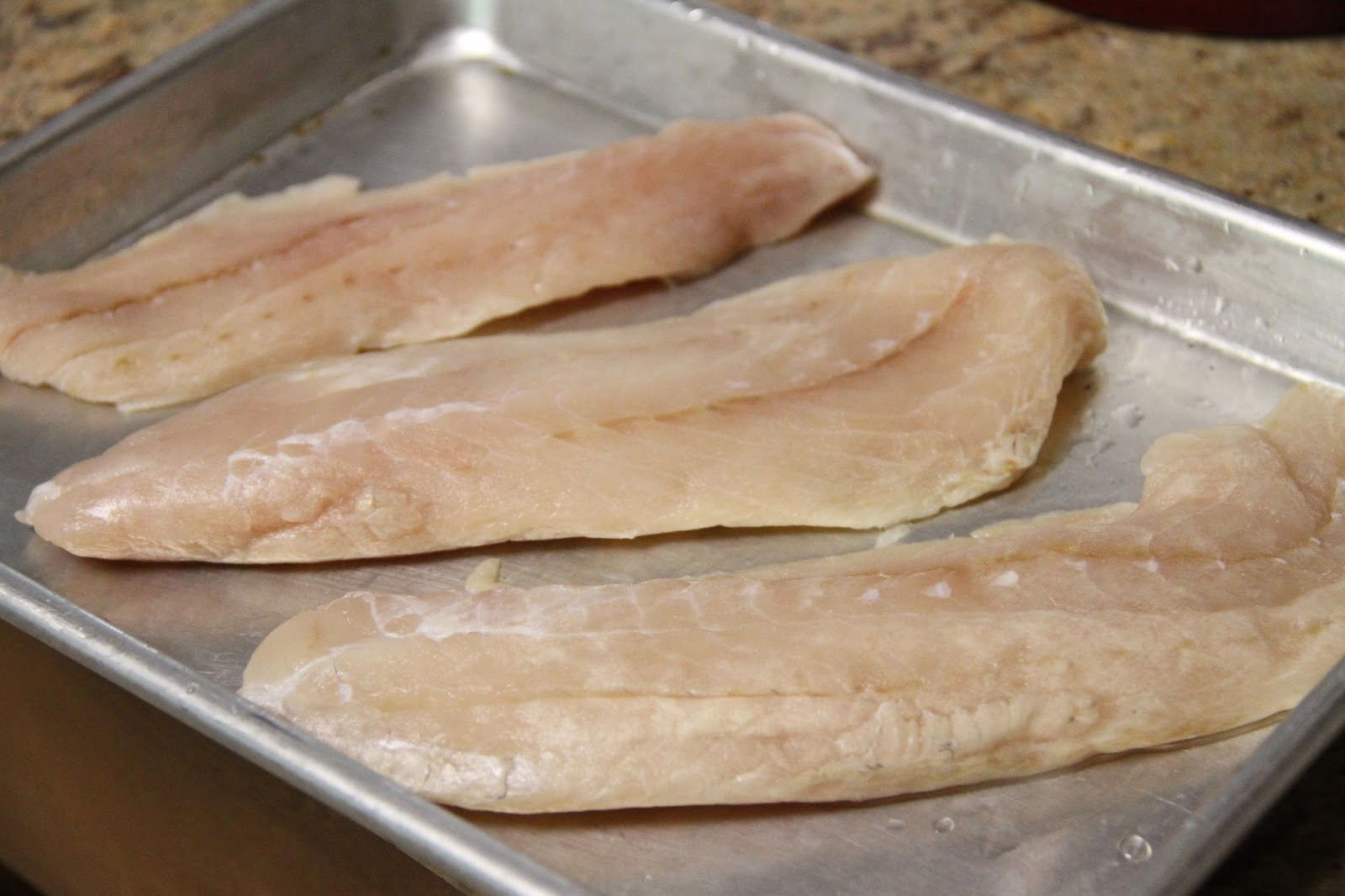 Deep south dish baked fish for Fish in oven