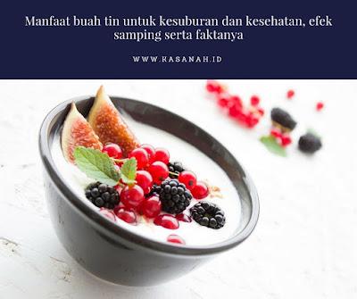 manfaat buah tin untuk kesuburan