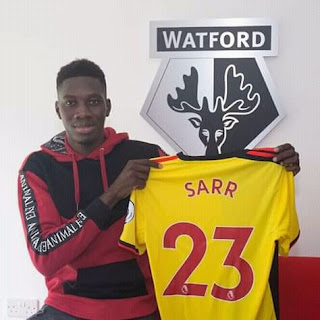 Watford FC Sign Ismaila Sarr
