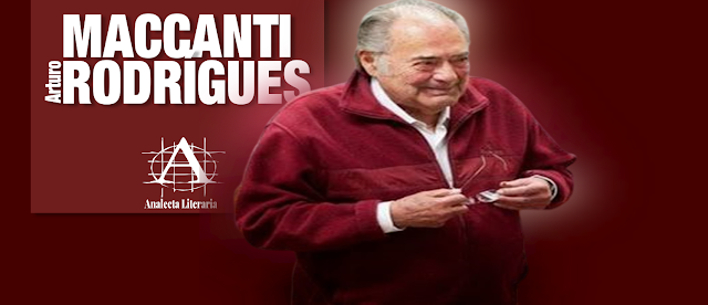 Arturo Maccanti Rodrigues  |  Poemas Escogidos Selecciòn de textos de Luis Alberto Vittor