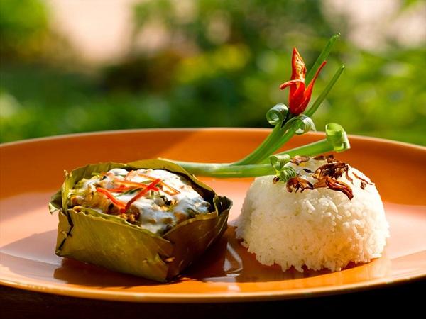 Món ăn đặc sản Campuchia
