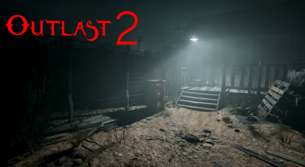 Outlast DRM-Free Download - Free GoG PC Games