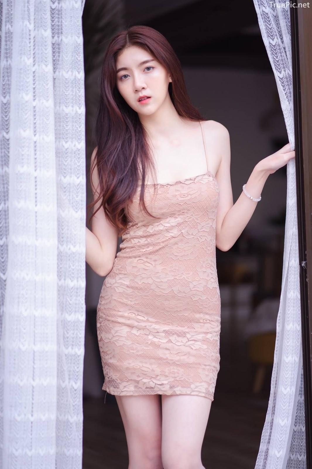 Thailand angel model Sasi Ngiunwan - Beauty portrait photoshoot - Picture 10