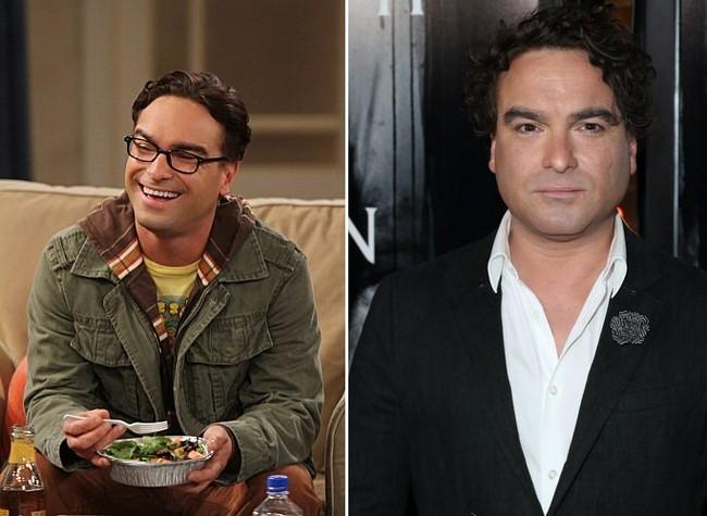 O antes e o depois do elenco de The Big Bang Theory anos depois da estreia da comédia