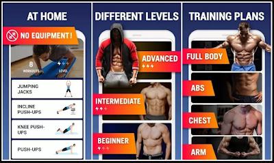 تطبيق التمارين المنزلية للاندرويد, تطبيق Home Workout – No Equipment للأندرويد, تطبيق Home Workout مدفوع للأندرويد, تطبيق Home Workout مهكر للأندرويد, تطبيق Home Workout كامل للأندرويد, تطبيق Home Workout مكرك, تطبيق Home Workout عضوية فيب