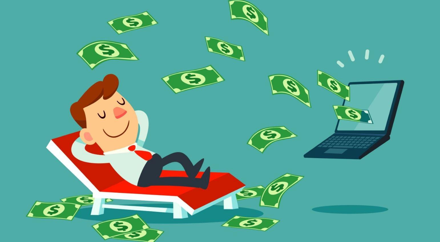 Cara Mendapatkan Passive Income