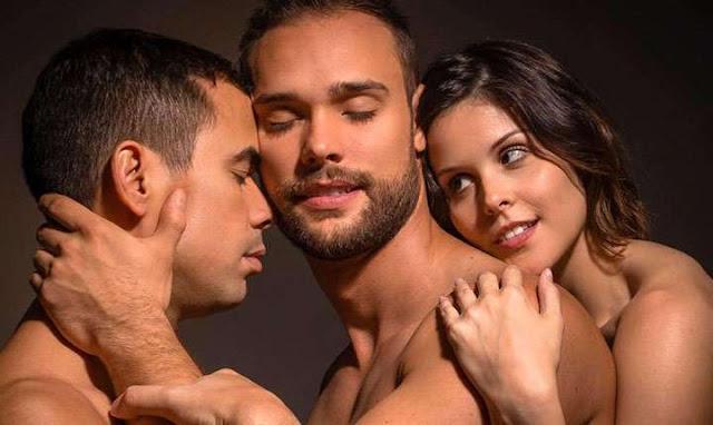 às vezes nos envolvemos em comportamentos sexuais que nem se identificam com nossa sexualidade