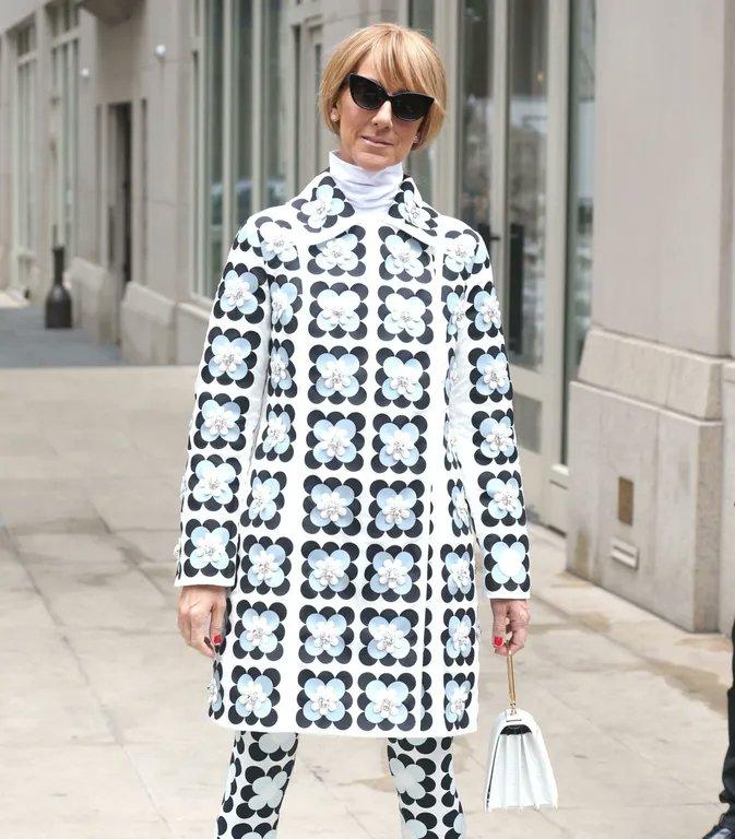 Céline Dion fait sa propre fashion week loin de Paris