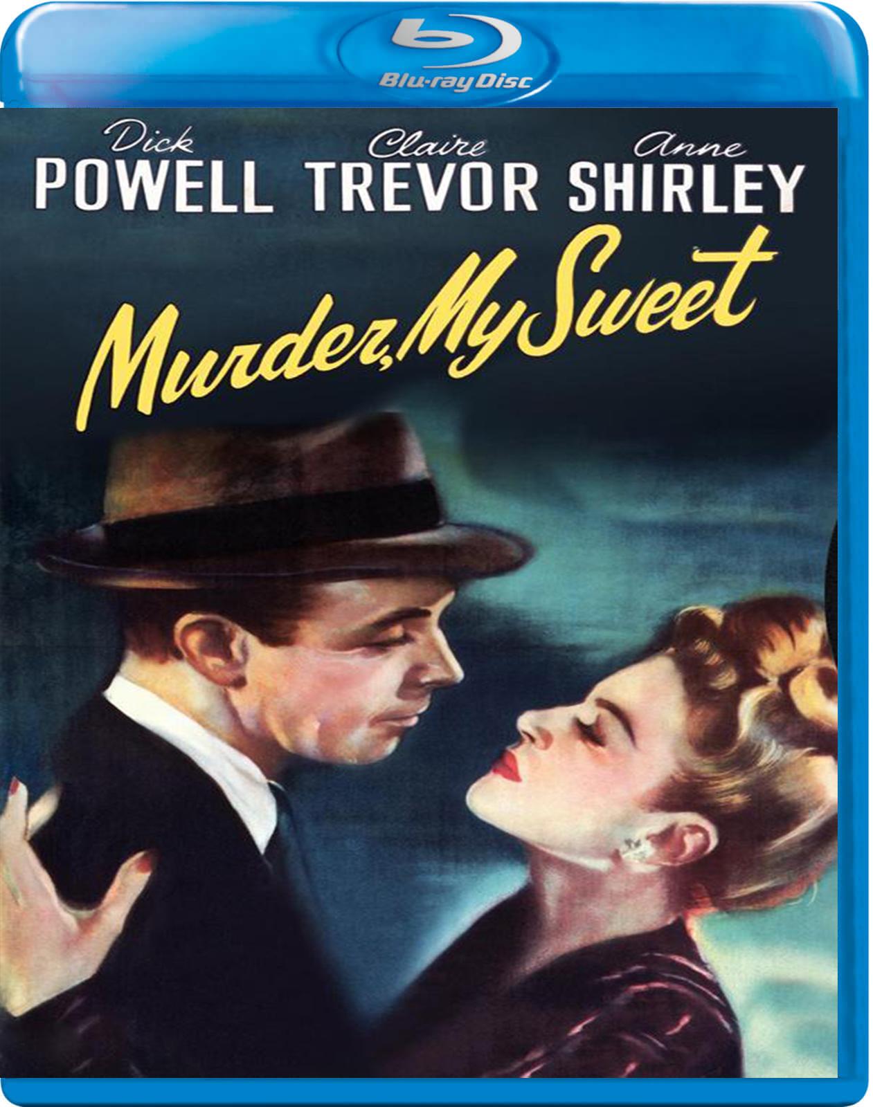 Murder, My Sweet [1944] [BD25] [Castellano]