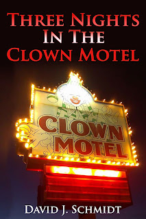Three Nights in the Clown Motel book