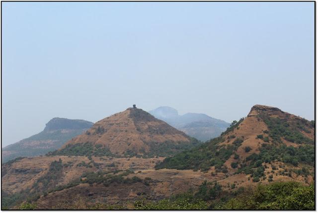 Harihar fort, nashik