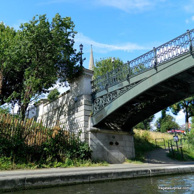 Ponte sobre o Regent's Canal, Londres