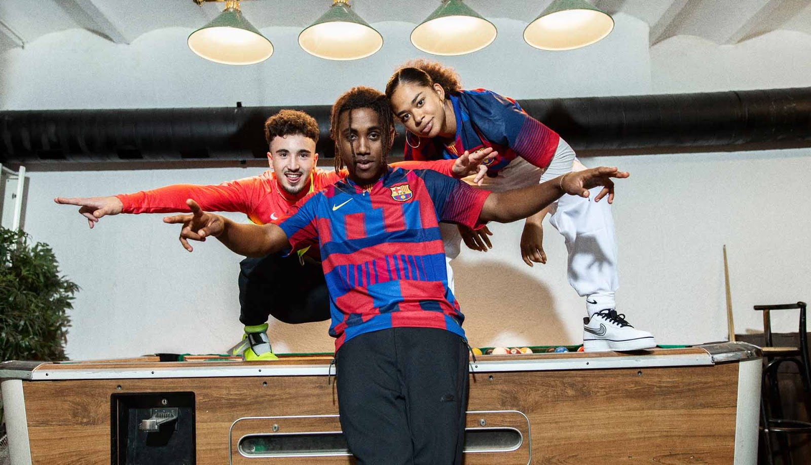 4d74d2ec68b The Nike FC Barcelona Mashup jersey will be not worn in an official match.